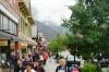 Überlaufenes Banff