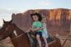 John Wayne und sein Cowgirl